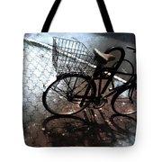 Empty Basket Tote Bag