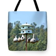 Empty Nests Tote Bag