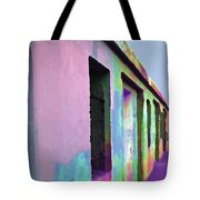 Empty Quarters Tote Bag