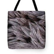 Emu Feathers Tote Bag