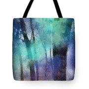 Enchanted Forest. Painting With Light Tote Bag