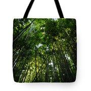Enchanted Forest Haleakala National Park Tote Bag