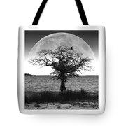 Enchanted Moon Tote Bag