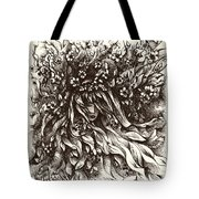 Enchantment Tote Bag by Rachel Christine Nowicki