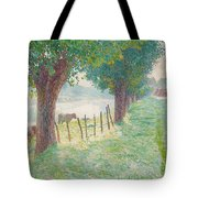End Of August Tote Bag