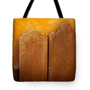End Of The Road Tote Bag