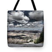 End Of The Season Tote Bag