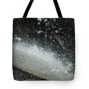 End Of The Waterfall Tote Bag