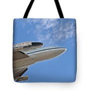 Endeavour's Last Flight IIi Tote Bag