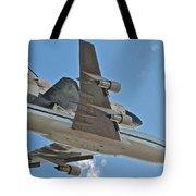 Endeavour's Last Flight Iv Tote Bag