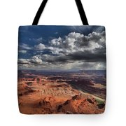 Endless Canyons Tote Bag