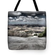 Endless Clouds Tote Bag