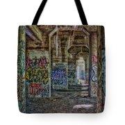 Endless Graffiti Tote Bag