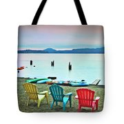 Endless Summer Tote Bag by Heidi Smith