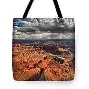 Endless Utah Canyons Tote Bag