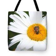 Enemy Mine Tote Bag