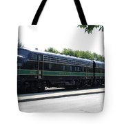 Engine 902 - Reading Lines Tote Bag