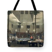England: Brighton Pavilion Tote Bag