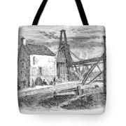 England: Coal Mining Tote Bag