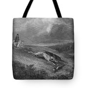 England: Coursing, 1833 Tote Bag
