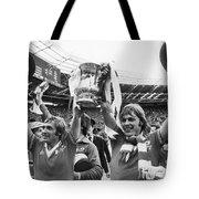 England: Fa Cup, 1977 Tote Bag