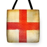 England Flag Tote Bag