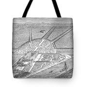 England: Hampton Court Tote Bag