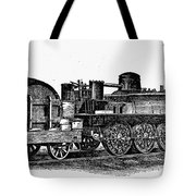 England: Locomotive, C1831 Tote Bag