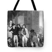 England: Merchant, 1800 Tote Bag