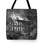 England: Military College Tote Bag
