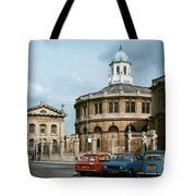 England: Oxford University Tote Bag