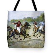 England: Polo, 1902 Tote Bag