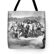 England: Rugby (1871) Tote Bag