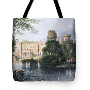 England: Warwick Castle Tote Bag