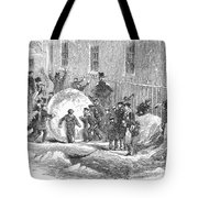England: Winter, 1855 Tote Bag