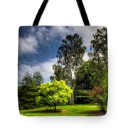 English Countryside  Tote Bag by Adrian Evans