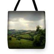 English Countryside Tote Bag