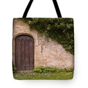 English Door And Ivy Tote Bag