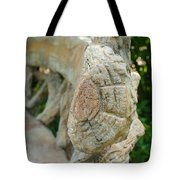 Engrained Tote Bag