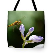 Enjoying The Moments Of The Day Tote Bag