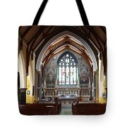 Ennis Cathedral Tote Bag