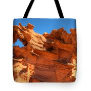 Enter The Dragon Tote Bag
