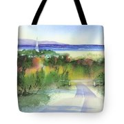 Entering Sandwich Tote Bag