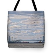 Enterprise 3 Tote Bag