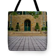 Entrance Squared Tote Bag