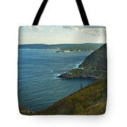 Entrance To St. John's Harbour Tote Bag