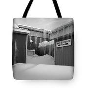 Entry To Narnia Tote Bag