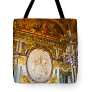 Entryway To The Hall Of Mirrors Tote Bag