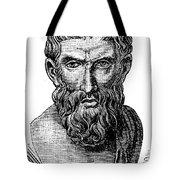 Epicurus (343?-270 B.c.) Tote Bag