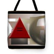 Equality Equation Tote Bag